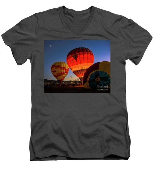 Sound Retreat Men's V-Neck T-Shirt