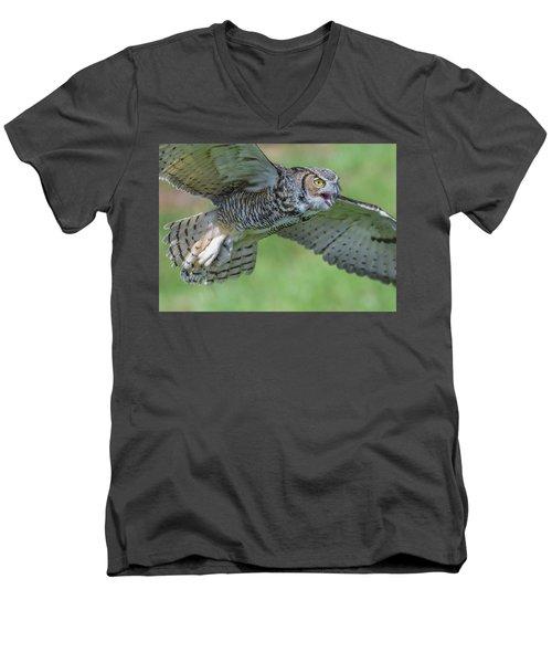 Sounding Out Men's V-Neck T-Shirt