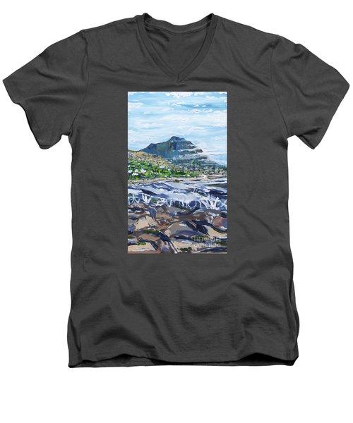 South African Coastline Part Three Men's V-Neck T-Shirt