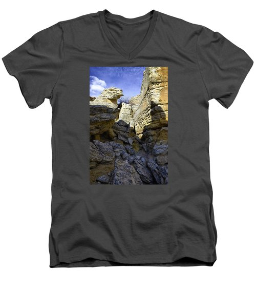 South Of Pryors 16 Men's V-Neck T-Shirt