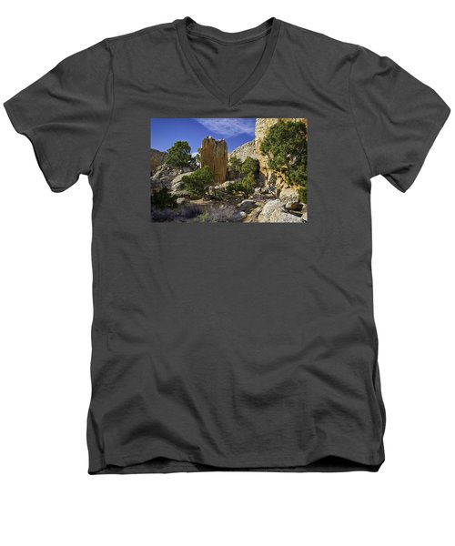 South Of Pryors 17 Men's V-Neck T-Shirt