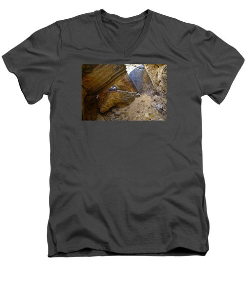 South Of Pryors 7 Men's V-Neck T-Shirt