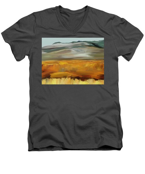 South Of Walden Men's V-Neck T-Shirt