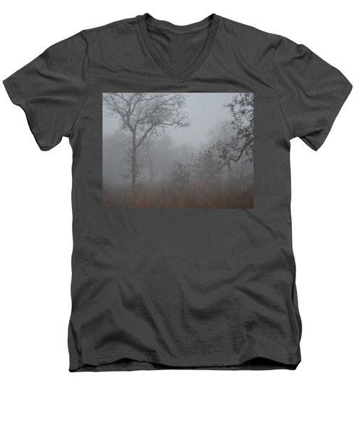 South Texas Fog I Men's V-Neck T-Shirt