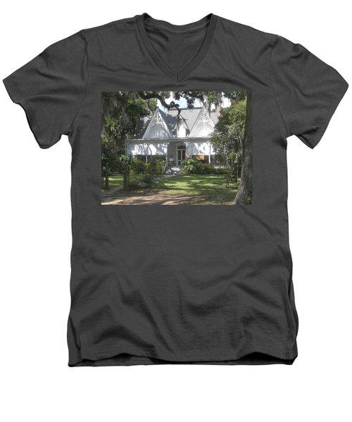 Southern Comfort Men's V-Neck T-Shirt