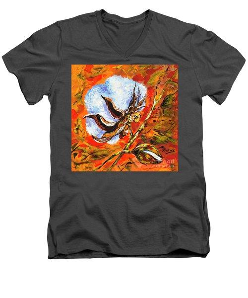Southern Snow Men's V-Neck T-Shirt