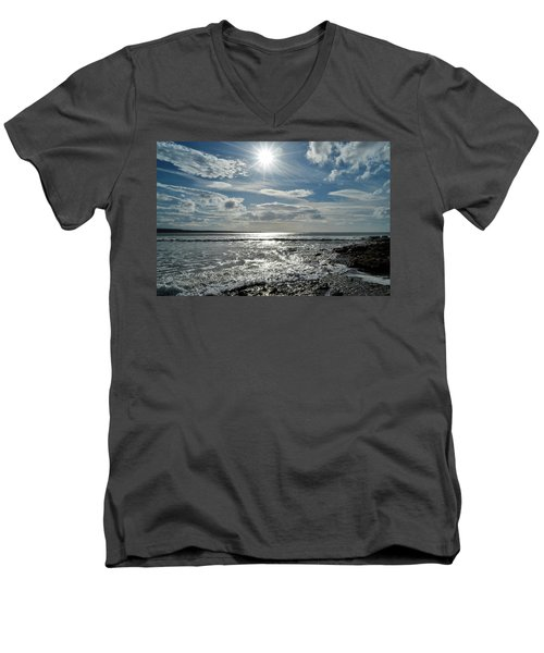 Spanish Point  Men's V-Neck T-Shirt
