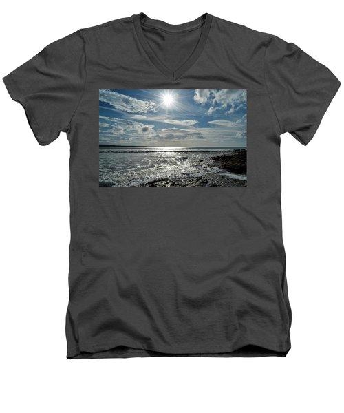 Spanish Point  Men's V-Neck T-Shirt