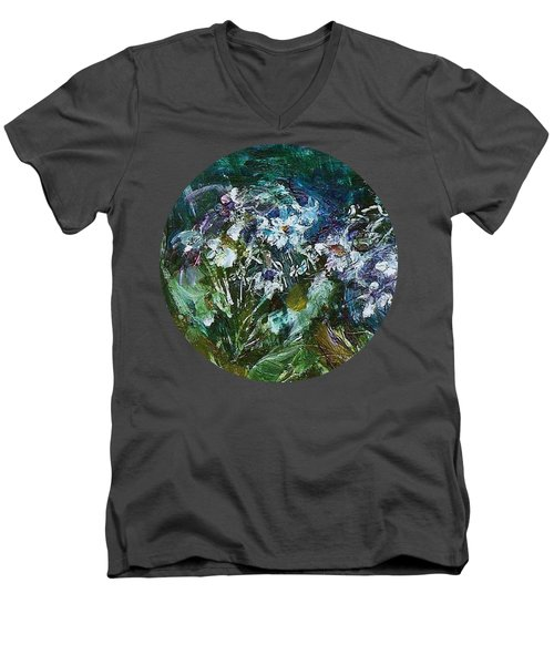 Sparkle In The Shade Men's V-Neck T-Shirt
