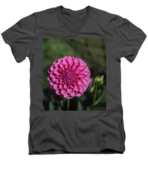 Spellbreaker Rasberry Men's V-Neck T-Shirt
