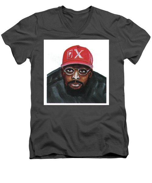 Spike Lee Men's V-Neck T-Shirt