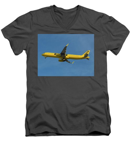 Spirit Air Men's V-Neck T-Shirt