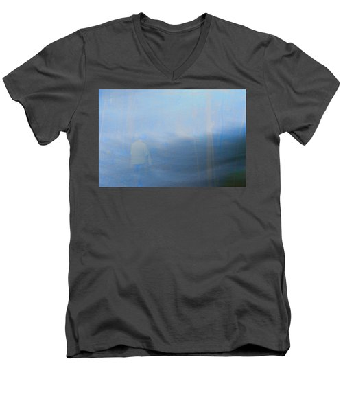 Spirit In The Woods Men's V-Neck T-Shirt