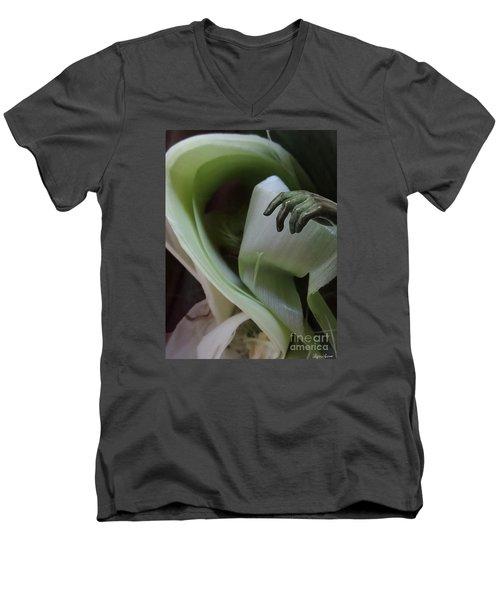 Spirit Touch Men's V-Neck T-Shirt