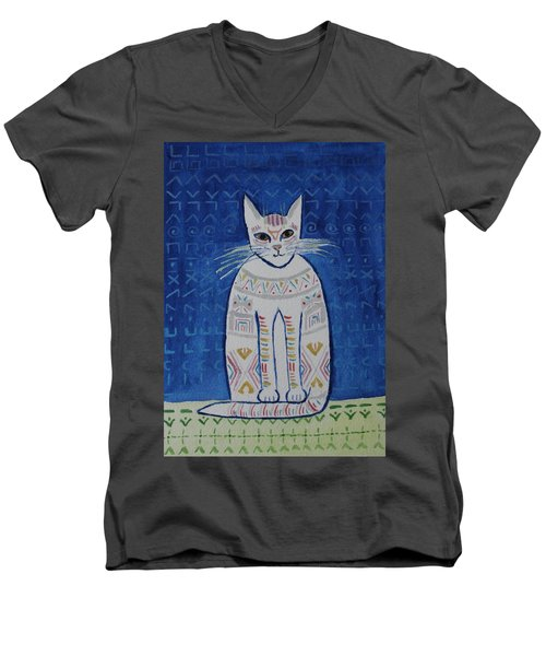 Spirit Men's V-Neck T-Shirt