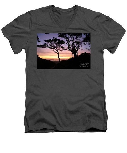 Spirits Men's V-Neck T-Shirt