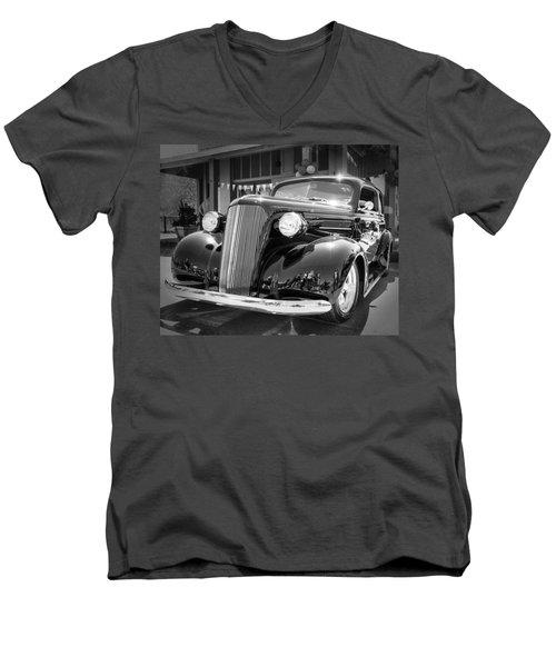 Spit Shine Men's V-Neck T-Shirt