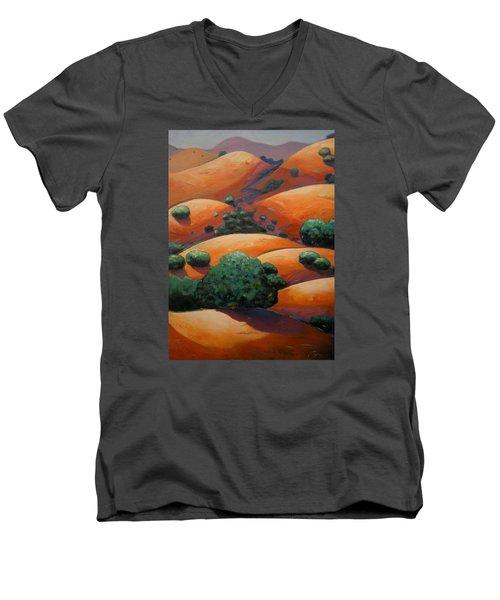 Splendid Uphill Men's V-Neck T-Shirt
