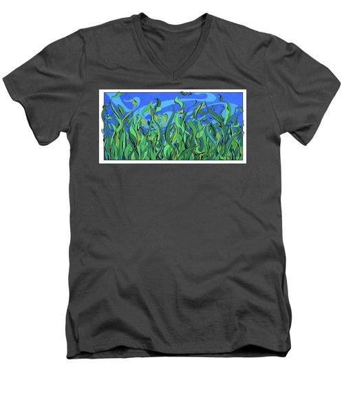 Splendor In The Grass Men's V-Neck T-Shirt