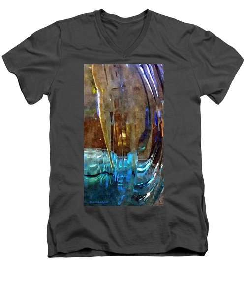 Spring Globe Men's V-Neck T-Shirt