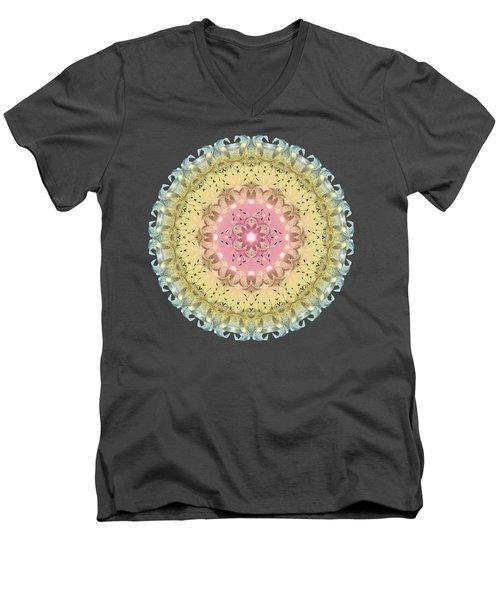 Spring Pastels Men's V-Neck T-Shirt