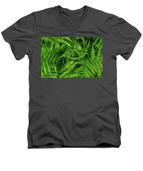 Spring Salad Men's V-Neck T-Shirt