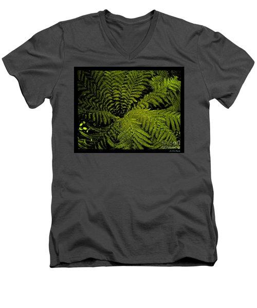 Springtime Men's V-Neck T-Shirt