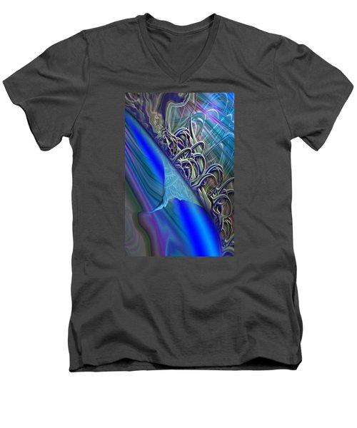 Sprinters Awl Men's V-Neck T-Shirt