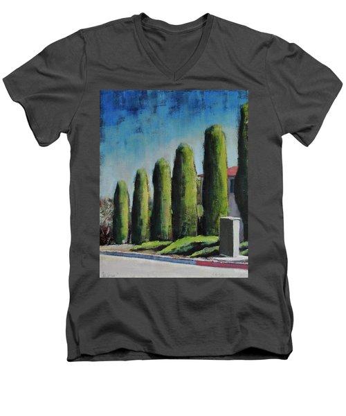Srf Sunny Men's V-Neck T-Shirt