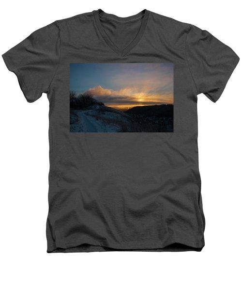 Srl-1 Men's V-Neck T-Shirt