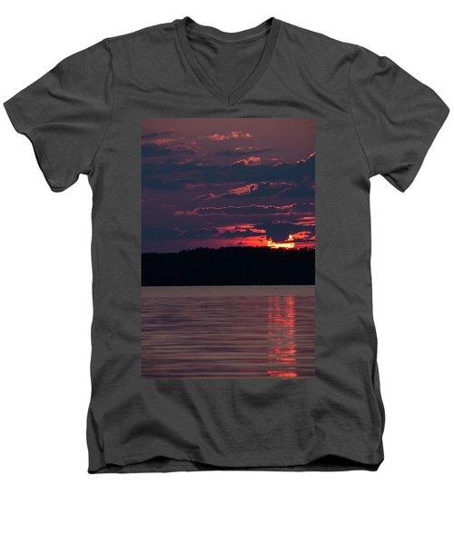 Ssp-1 Men's V-Neck T-Shirt