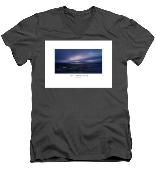 St Ives - Fading Light Men's V-Neck T-Shirt