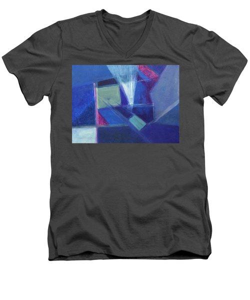 Stage Lights Men's V-Neck T-Shirt