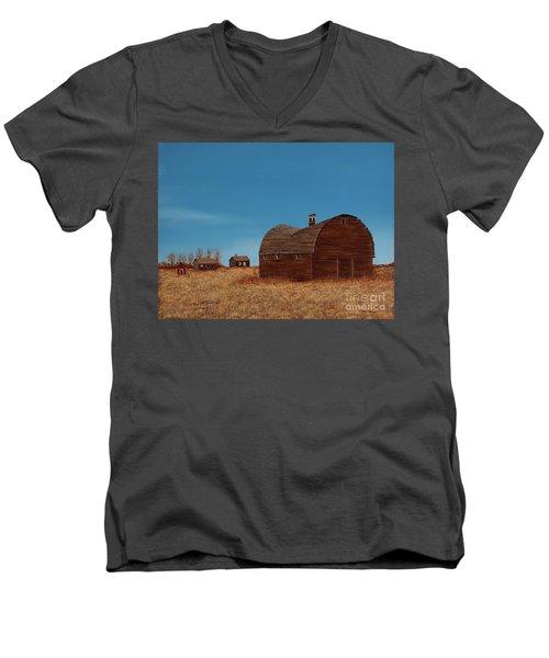 Standing Alone Men's V-Neck T-Shirt