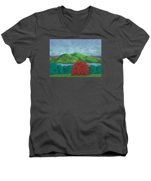 Standout Men's V-Neck T-Shirt