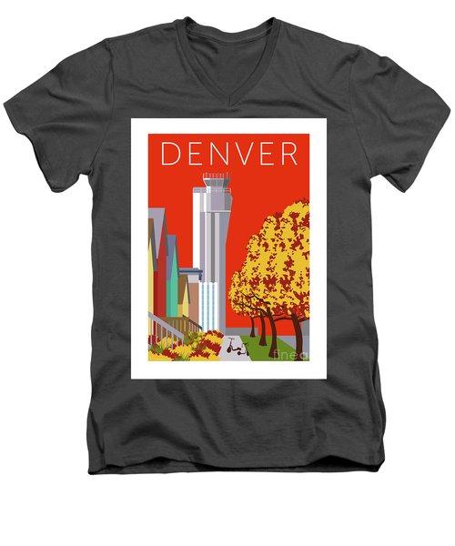 Stapleton Fall Men's V-Neck T-Shirt