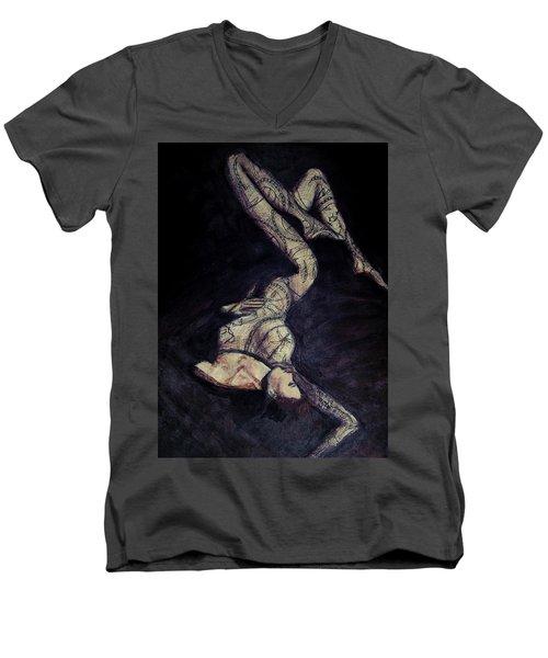 Star-crossed Dream Men's V-Neck T-Shirt