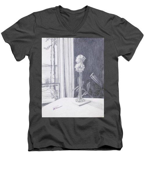 Star Gazing Men's V-Neck T-Shirt