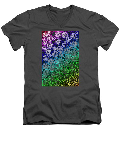 Star Stones Men's V-Neck T-Shirt
