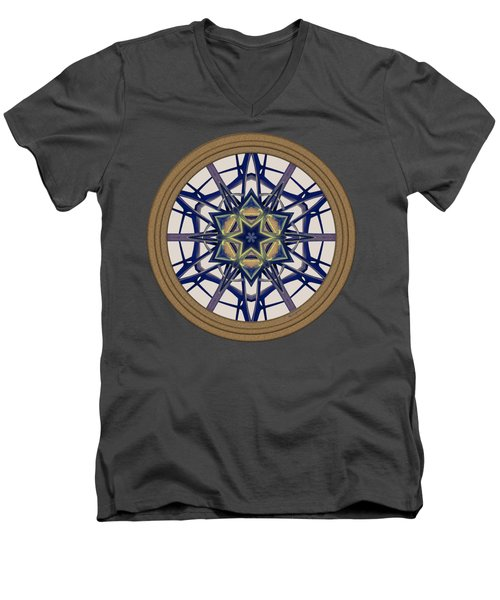 Star Window I Men's V-Neck T-Shirt