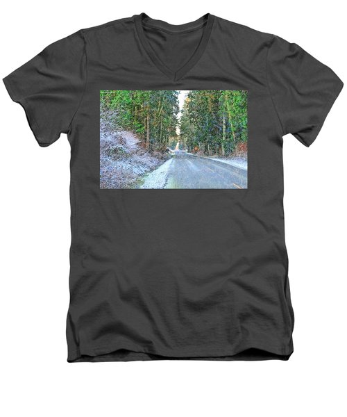 Starbird Road Men's V-Neck T-Shirt