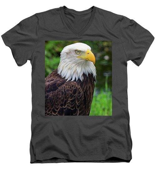 Staredown Men's V-Neck T-Shirt