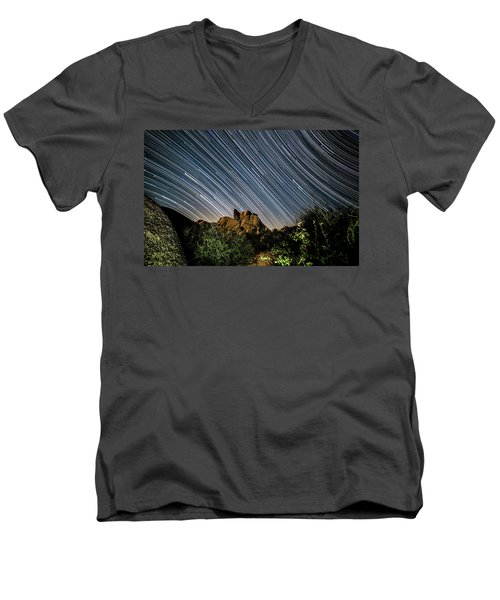 Starfall Men's V-Neck T-Shirt