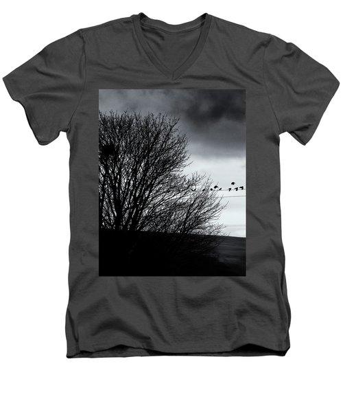 Starlings Roost Men's V-Neck T-Shirt