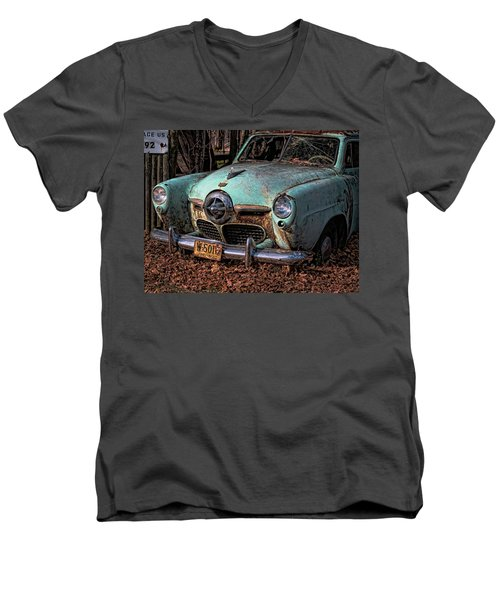Starlite Coupe Men's V-Neck T-Shirt