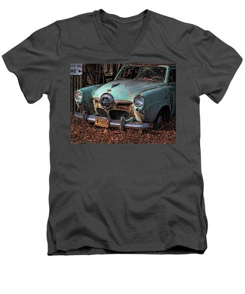 Starlite Coupe Men's V-Neck T-Shirt