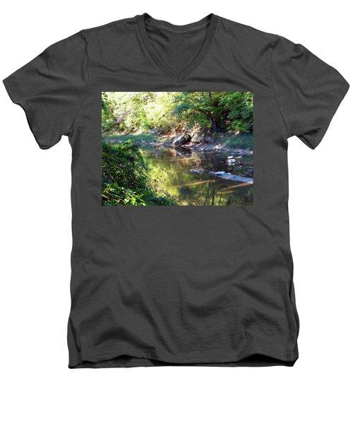 Starr Creek Men's V-Neck T-Shirt
