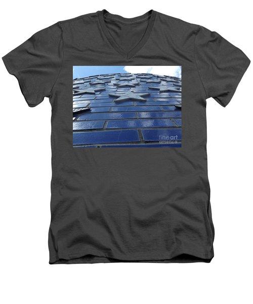 Stars To The Sky Men's V-Neck T-Shirt