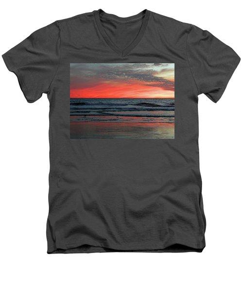 State Of Mind Men's V-Neck T-Shirt