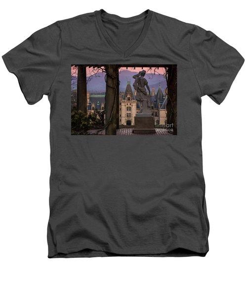 Statue Of Diana Men's V-Neck T-Shirt